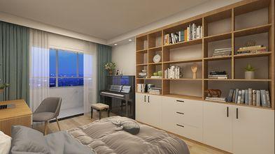 富裕型70平米日式风格卧室图片
