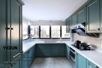 富裕型140平米四美式风格厨房图片