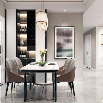 豪华型120平米四室两厅欧式风格餐厅设计图