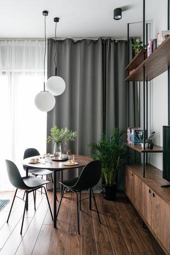 5-10万30平米小户型田园风格餐厅设计图
