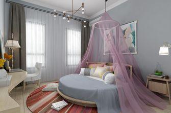 80平米复式北欧风格卧室图片