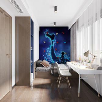 三室一厅现代简约风格卧室装修图片大全
