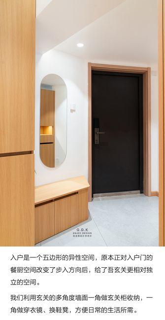 15-20万120平米日式风格玄关欣赏图