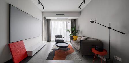 5-10万80平米三北欧风格客厅装修案例
