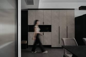 经济型90平米三室两厅现代简约风格餐厅欣赏图