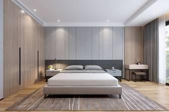 富裕型140平米四室四厅现代简约风格卧室图片