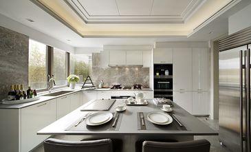 140平米复式港式风格厨房欣赏图