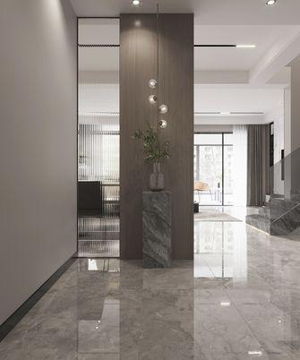 豪华型130平米复式现代简约风格玄关设计图