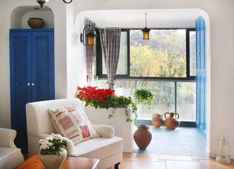 20万以上140平米四室两厅地中海风格客厅图片