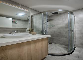 5-10万60平米公寓日式风格卫生间图片