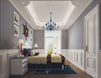 豪华型140平米别墅新古典风格卧室装修图片大全