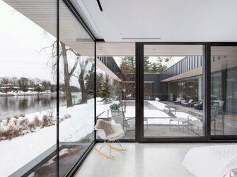 20万以上140平米三室两厅欧式风格阳光房设计图