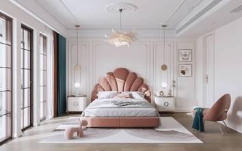 140平米别墅法式风格青少年房图片大全