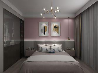 10-15万120平米三室两厅现代简约风格卧室图片大全