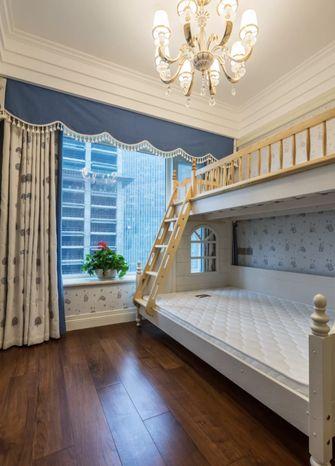 140平米三新古典风格卧室欣赏图