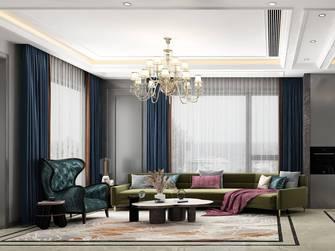 豪华型140平米复式欧式风格客厅图