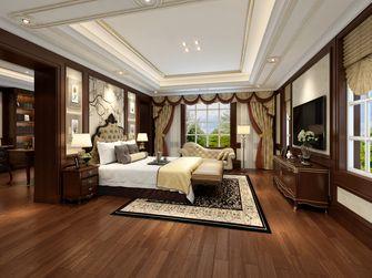 豪华型140平米别墅欧式风格卧室设计图
