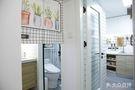 3-5万60平米一室一厅日式风格卫生间装修效果图