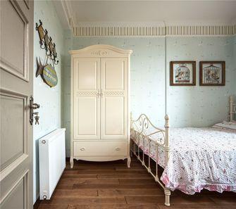 90平米三室两厅美式风格青少年房图片