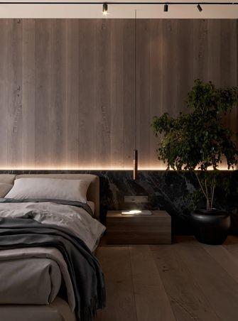 10-15万120平米英伦风格卧室设计图