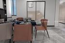 豪华型140平米四室四厅工业风风格餐厅图片