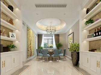 20万以上140平米别墅欧式风格餐厅图片大全