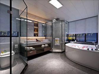 富裕型120平米三现代简约风格卫生间欣赏图