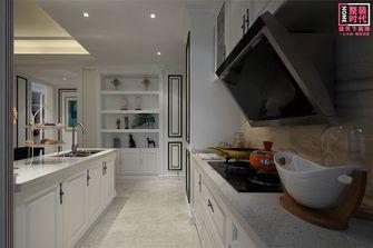 110平米三室两厅新古典风格厨房图片大全