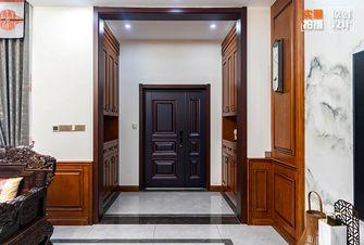 豪华型140平米别墅中式风格玄关效果图