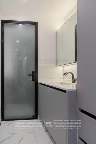 经济型90平米三室两厅现代简约风格卫生间装修案例