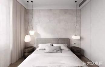 豪华型140平米四北欧风格卧室效果图