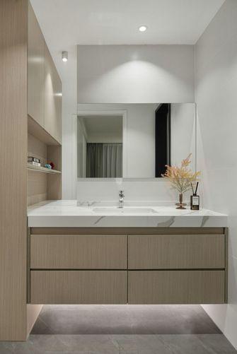 富裕型四室四厅现代简约风格卫生间欣赏图