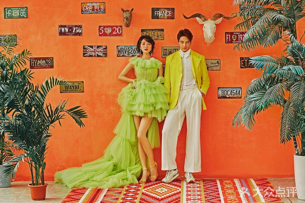 伊甸园视觉婚纱摄影会馆的图片