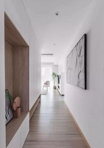 100平米三室两厅北欧风格玄关效果图
