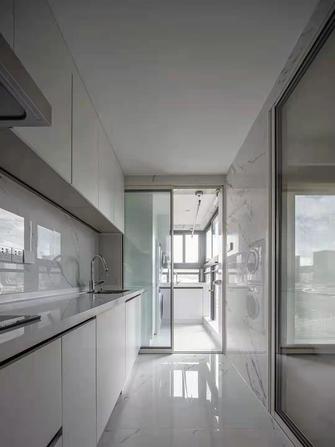 130平米三日式风格厨房装修案例