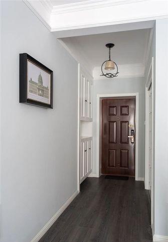 3-5万100平米三室一厅美式风格玄关装修图片大全