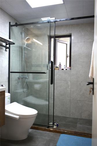 90平米三现代简约风格卫生间装修效果图