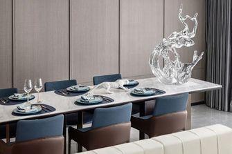 富裕型140平米四室两厅新古典风格餐厅欣赏图
