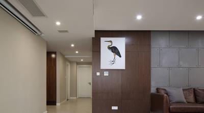 豪华型120平米三室两厅混搭风格走廊欣赏图