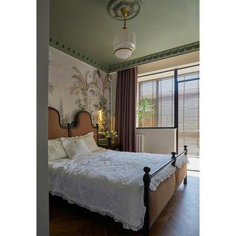 富裕型120平米美式风格卧室图片大全