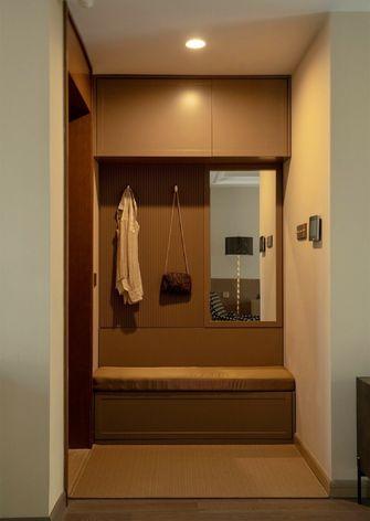 富裕型120平米三室一厅欧式风格衣帽间装修效果图