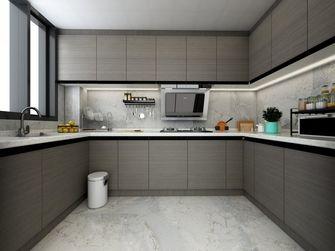 轻奢风格厨房效果图