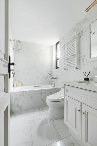豪华型140平米四室一厅美式风格卫生间图片大全
