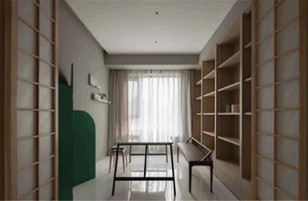20万以上140平米四室两厅混搭风格书房装修图片大全