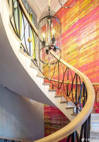 轻奢风格楼梯间装修图片大全