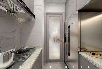 经济型90平米现代简约风格厨房图片