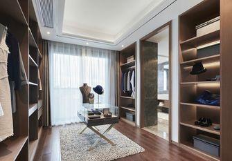 20万以上140平米别墅中式风格衣帽间装修图片大全