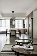 豪华型140平米四室一厅北欧风格客厅效果图