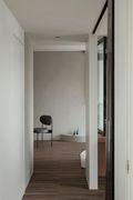 10-15万70平米现代简约风格走廊图片