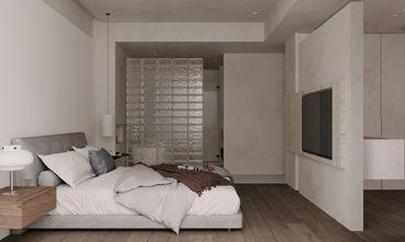 20万以上140平米复式工业风风格卧室装修效果图